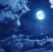 ابر ماه